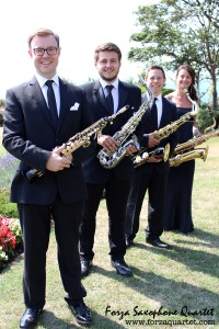 Saxophone Wedding Music